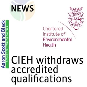 CIEH-withdraws-accredited-accredited-qualifications-aaron-scott-black