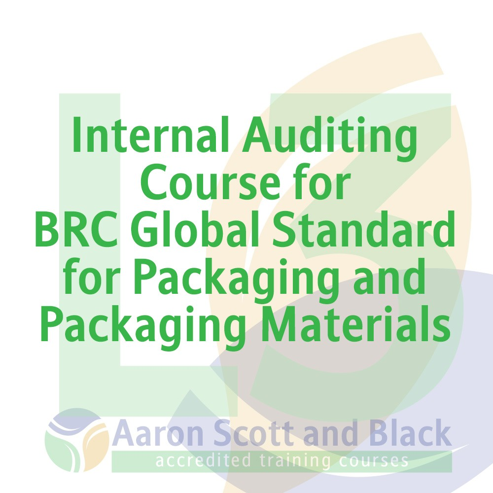 Internal-Auditing-Course-for-BRC-Global-Standard-for-Packaging-and-Packaging-Materials-training-courses-from-aaron-scott-black