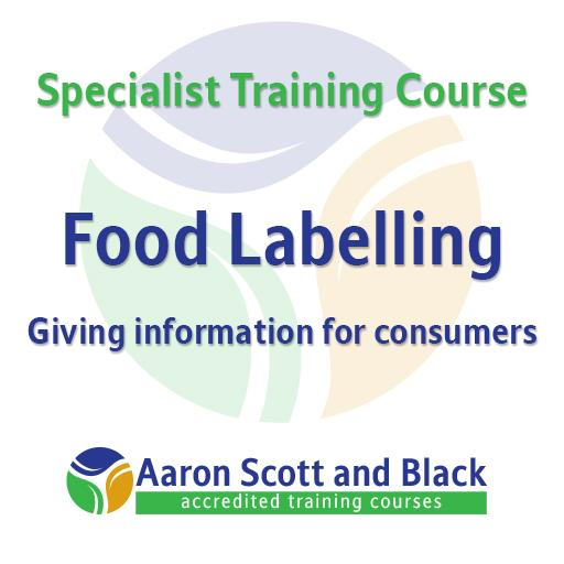 Food Labelling – giving information for consumers