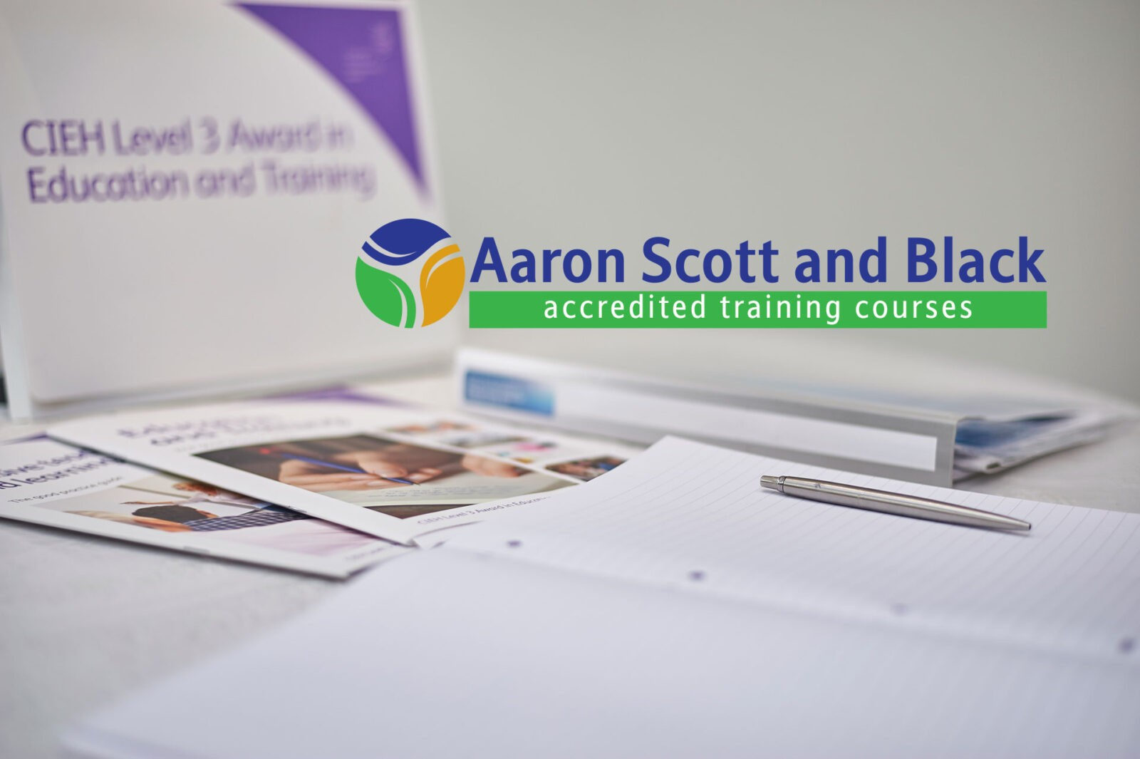 about aaron scott and black